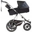 Mountain Buggy Carrycot Plus Terrain Onyx